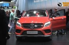 10 anteprime di eleganza e comfort: Mercedes!